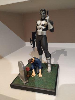 The Punisher figura resina coleccionista