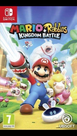 super mario mas rabbids kingdom battle switch