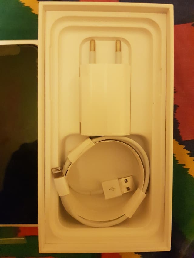 Iphone x 64gb silver nuevo