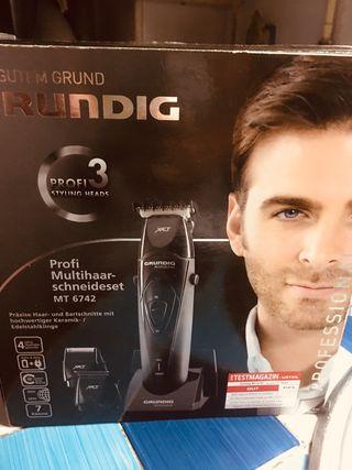 Afeitadora Grundig.