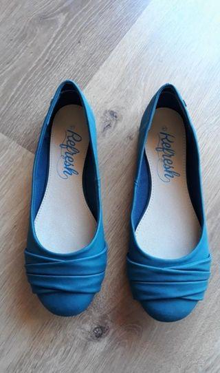 Lote de 5 zapatos numero 41