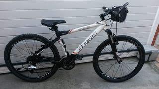 bicicleta de montaña hombre