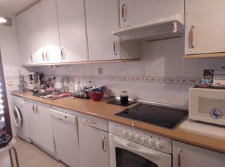 cocina: muebles, horno,vitro y campana Fagor