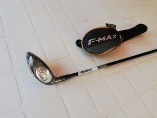 Palo de golf híbrido Cobra F Max nuevo
