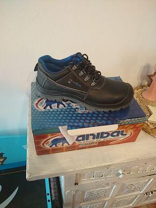 zapatos seguridad t 45