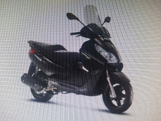 Desguace Piaggo X7 Evo 125cc Negra
