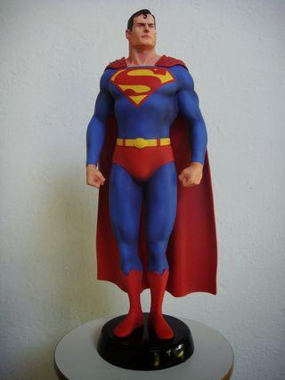 Figura Superman Alex Ross 1/4