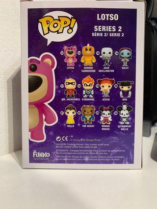 Funko Lotso toy story descatalogado