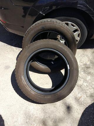 ruedas de coche 205/55R16(91v)