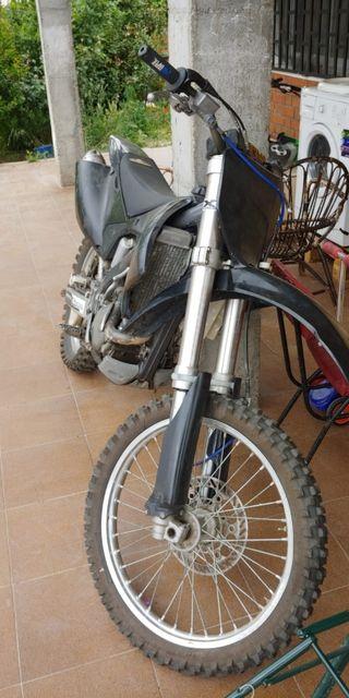 despiece kawasaki kxf 250cc 2006