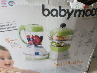 Babymoov procesador de alimentos