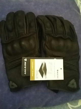 guantes revit de moto