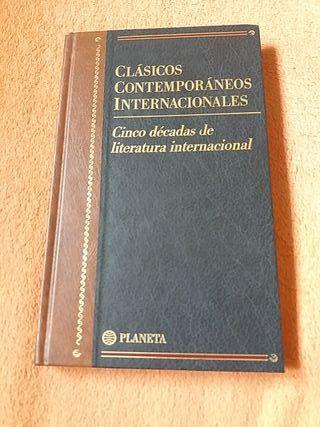colección de 50 libros