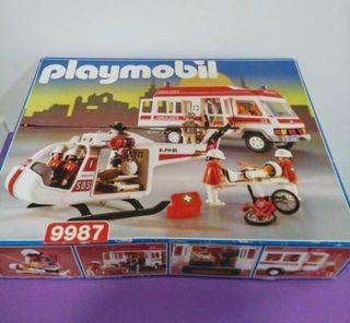 Playmobil 9987 en su caja