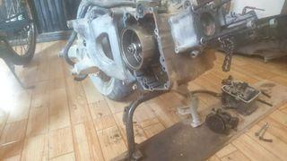 mecánico de moto