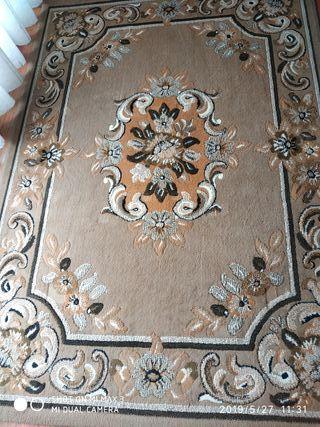 dos alfombras de salon.1'36x1'85.