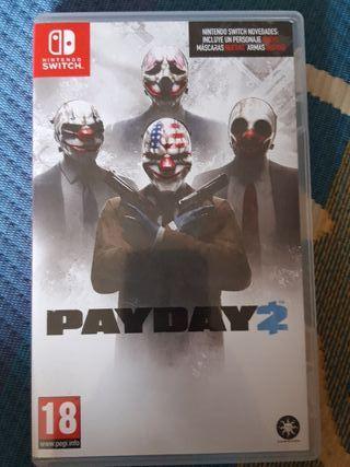juego payday2