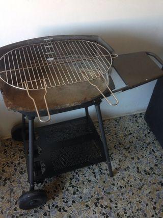 Barbacoa movible