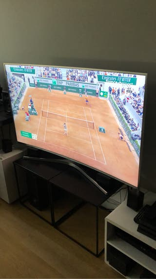 TV Samsung 55' 4K HDR CURVE