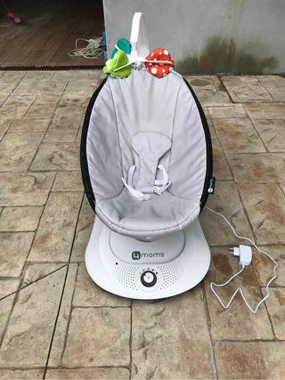 Hamaca bebe 4 mooms Rockaroo