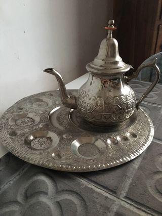 Tetera Marroquí hecha a mano