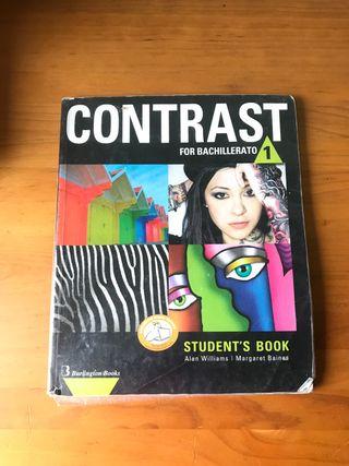 Libro escolar inglés 1ºBachillerato