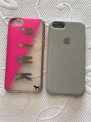 Fundas Iphone 7 Apple y Victoria's secret