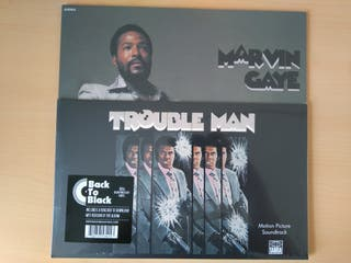 MARVIN GAYE - TROUBLE MAN (LP) PRECINTADO.