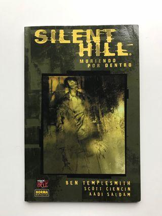 2 comics Silent Hill