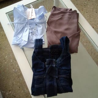 pack de 3 blusas