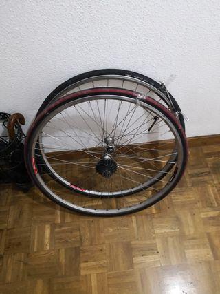 Ruedas de Ciclismo