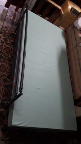 Cama Articulada Electrica Completa