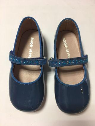 Zapatos niña número 25