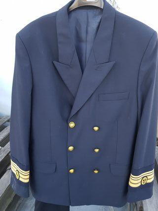 chaqueta marina t.54