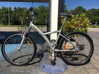 3597da9ef1c Bicicleta de aluminio de segunda mano en Granollers en WALLAPOP