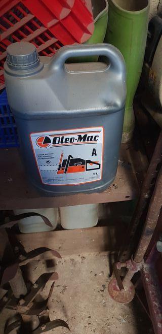 Aceite oleo-mac
