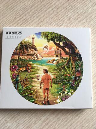 Disco El Círculo de Kase O