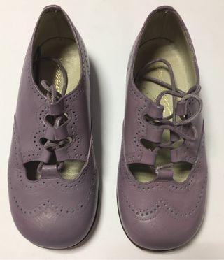 Zapato inglés número 26