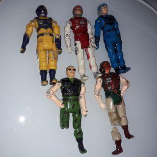 Figuras G.I. Joe