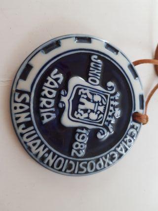 Medalla Sargadelos