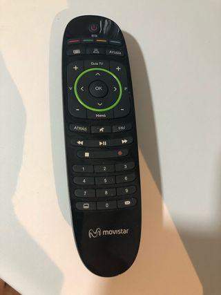 Mando Movistar tv