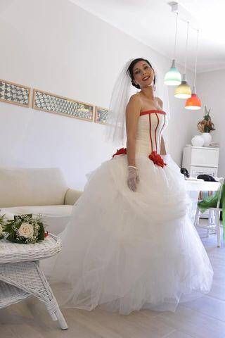 83361393cd Vestido estilo princesa de segunda mano en la provincia de Barcelona ...