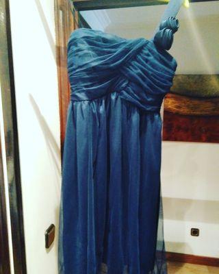 58ad809d6 Vestido comunión de segunda mano - 2019 - en Oviedo en WALLAPOP