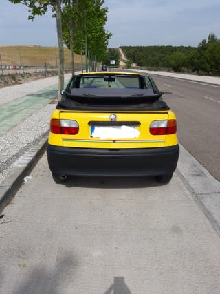 Fiat Punto cabrio descapotable