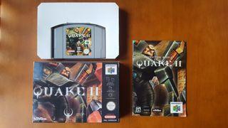 Quake 2 Nintendo 64
