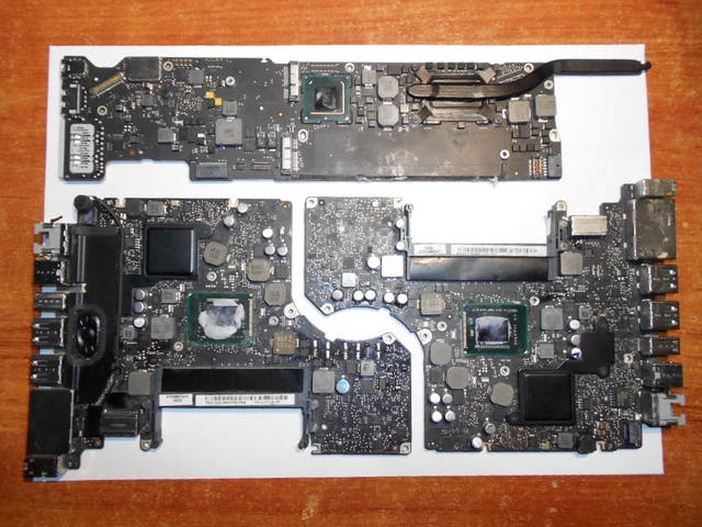 lOTE PLACAS BASE PARA MACBOOK PRO