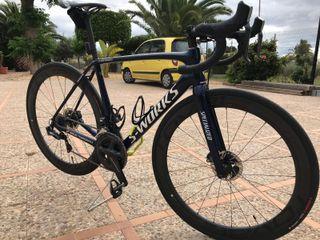 Bici carrtetera Specialized Tarmac SW disc Di2