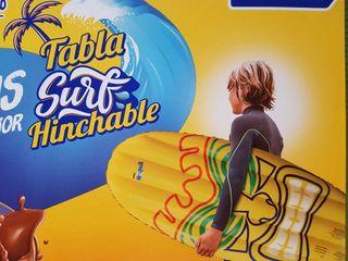 Tabla de surf hinchable