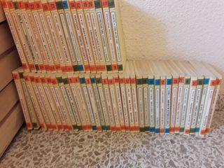 colección novelas
