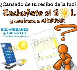Comienza a ahorrar #solaribañez